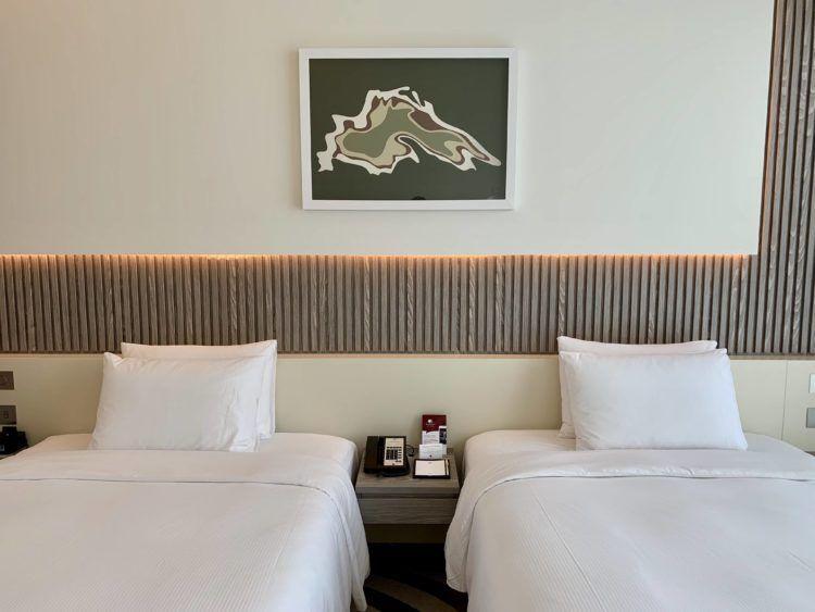 doubletree by hilton doha hotel bett