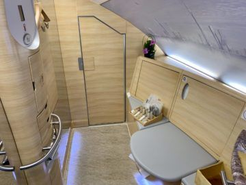 emirates alte first class a380 bad 1
