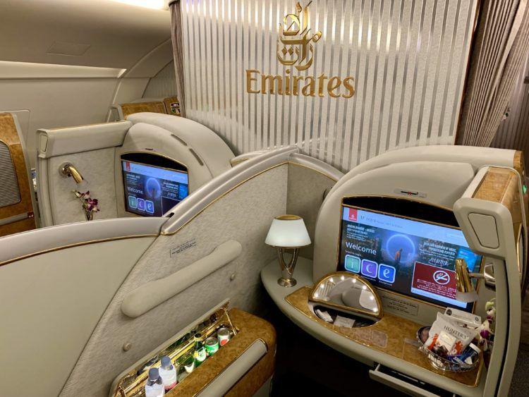emirates alte first class a380 kabine 4