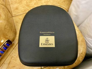 emirates alte first class a380 kopfhoerer 1
