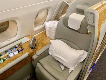 emirates alte first class a380 sitz 1