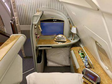 emirates alte first class a380 sitz 3