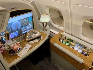 emirates alte first class a380 sitz 4