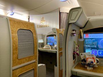 emirates alte first class a380 sitz 6