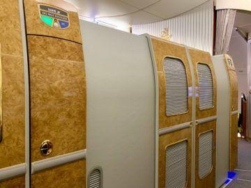 emirates alte first class a380 tuer 2