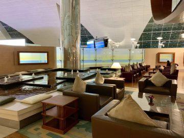 emirates first class lounge dubai concourse b eingangsbereich 1