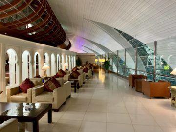 emirates first class lounge dubai concourse b raucherbereich 2