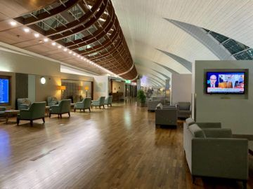emirates first class lounge dubai concourse b sessel 1