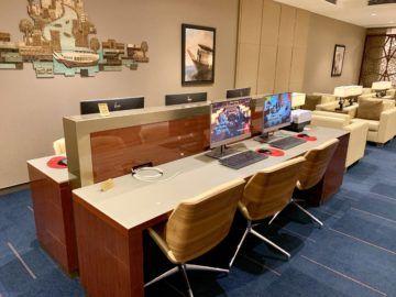 emirates lounge tokio narita arbeitsbereich 1