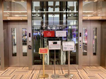 emirates lounge tokio narita fahrstuhl