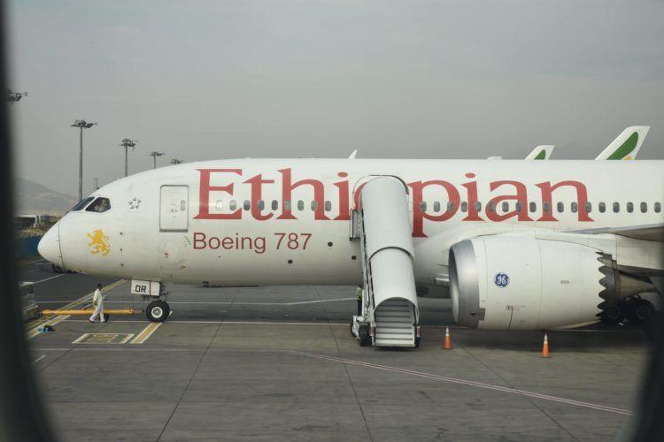 ethiopian airlines boeing 787 8 aussenfeld