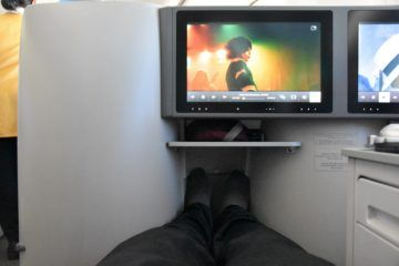 ethiopian airlines business class boeing 787 8 fussraum