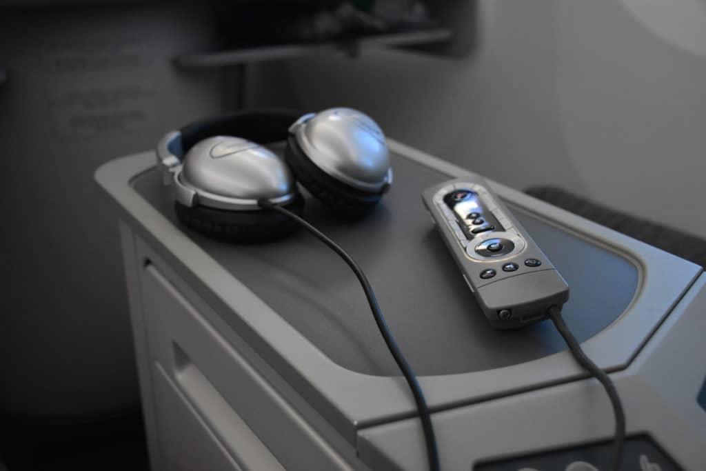 Kopfhörer und Controller