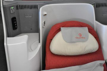 ethiopian airlines business class boeing 787 8 leselampe steckdose