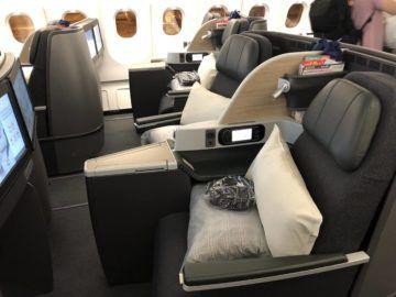 eva air business class a330 300 mittel sitze