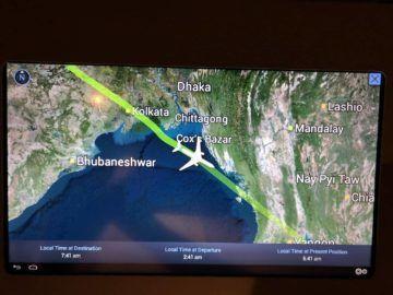 EVA Air Business Class Boeing 777-300 Voyager 3D