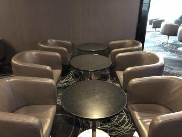 eva air lounge bangkok sitzbereich