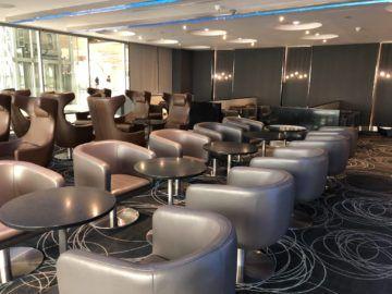 eva air lounge bangkok sitzbereich hinten