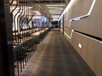 eva air lounge the infinity flur