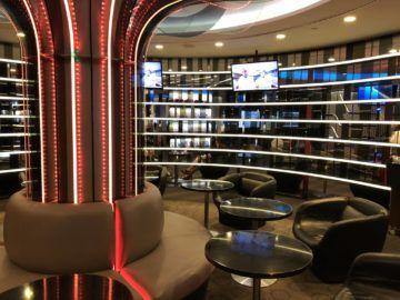 eva air lounge the infinity sitzbereich hinten