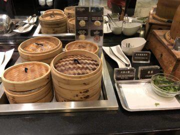 eva air lounge the infinity taiwanesisch bun
