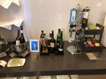 eva air lounge the star hochprozentiger alkohol