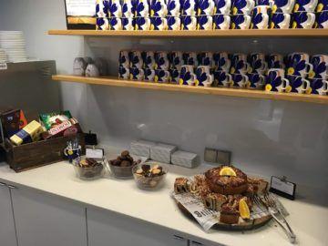 finnair lounge helsinki sweets