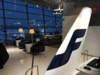 finnair lounge helsinki fluegel eingangsbereich