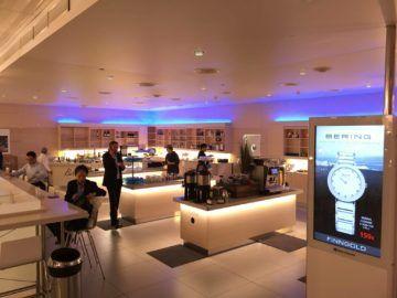 finnair lounge helsinki nonschengen essen und getraenkebereich