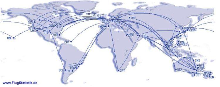 flugstatistik karte