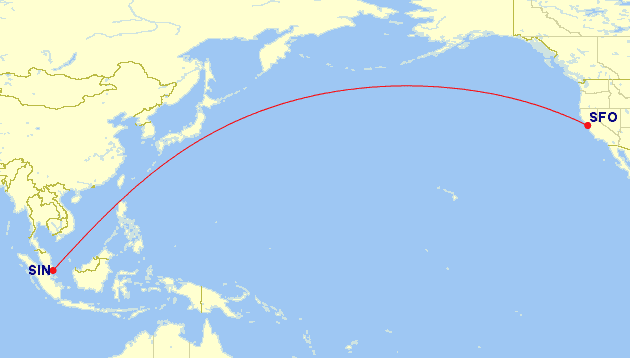 gcmapper praemienflug business class san francisco singapur