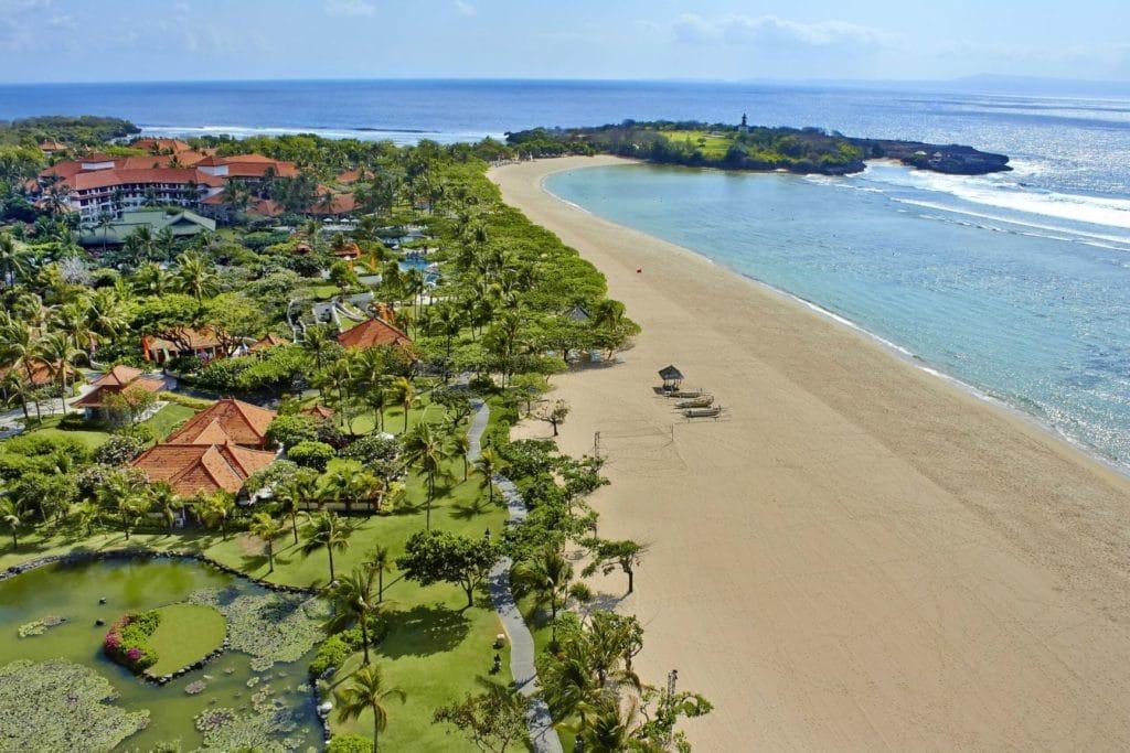 Das Grand Hyatt Bali kostet 8.000 Punkte pro Nacht © Hyatt