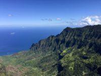 hawaii kauai kalalau lookout