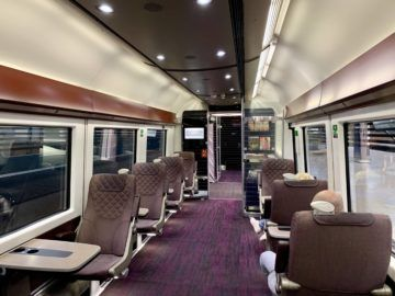 heathrow express first class