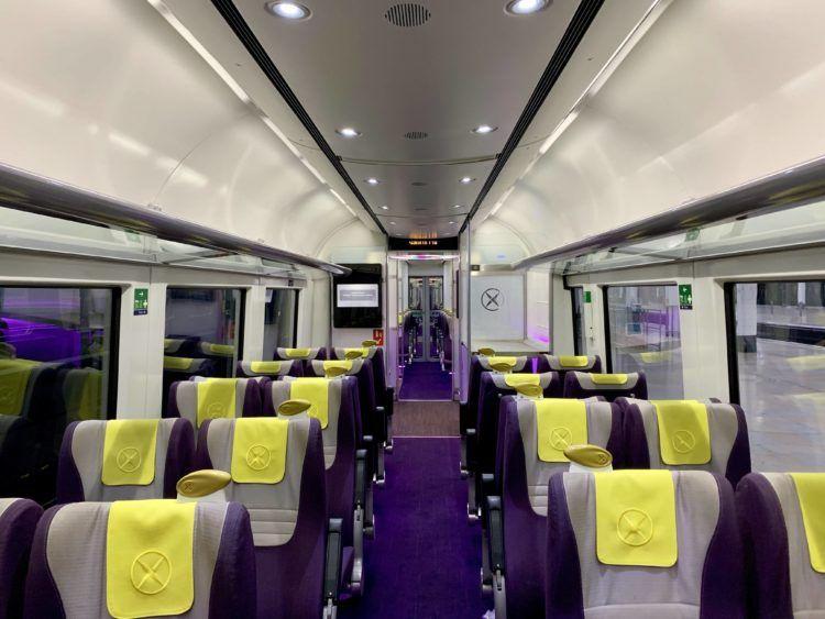 Express Class im Heathrow Express