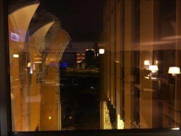 hilton budapest executive lounge aussicht
