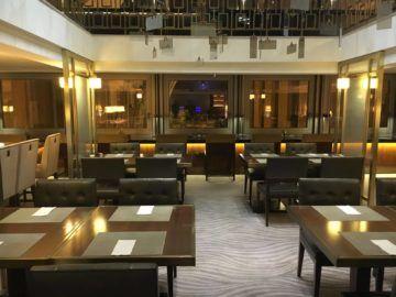 hilton budapest executive lounge esstische