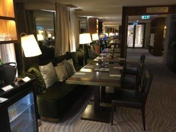 hilton budapest executive lounge sitzgelegenheiten