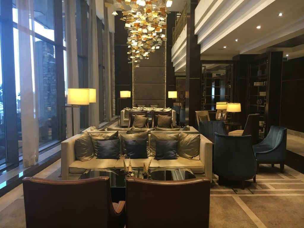 Hilton Budapest - Lobby