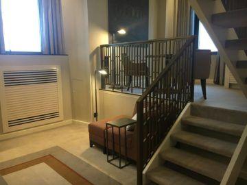hilton budapest two bedroom suite wohnzimmer sitzecke