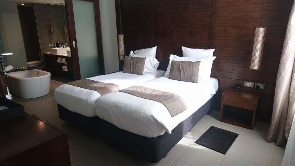 Hilton Fiji Zimmer Twin Bed Zimmer