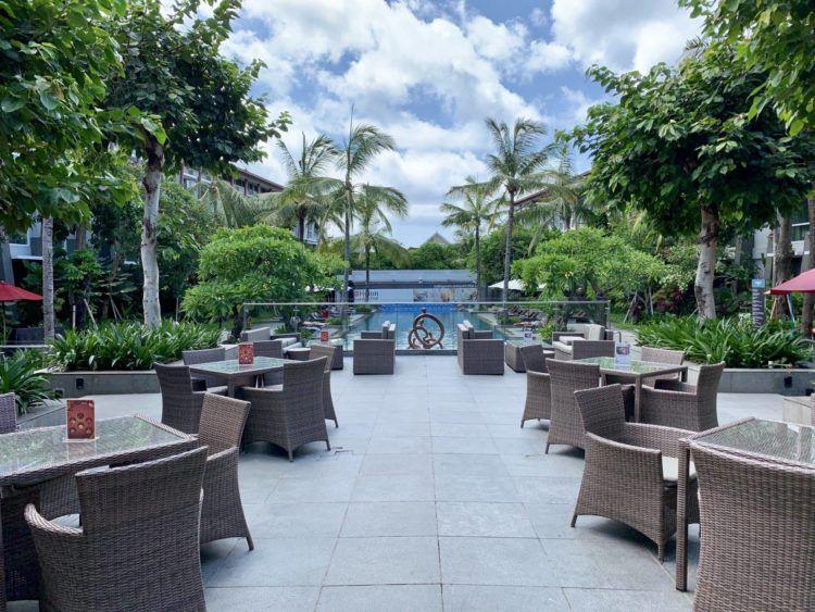 hilton garden inn hotel bali