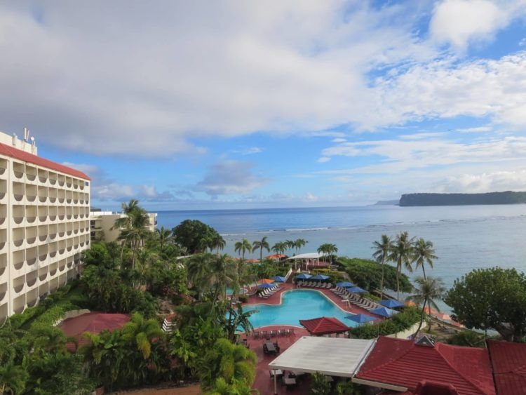 hilton hotel guam