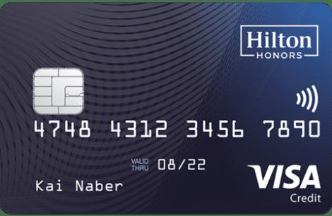 hilton kreditkarte 1