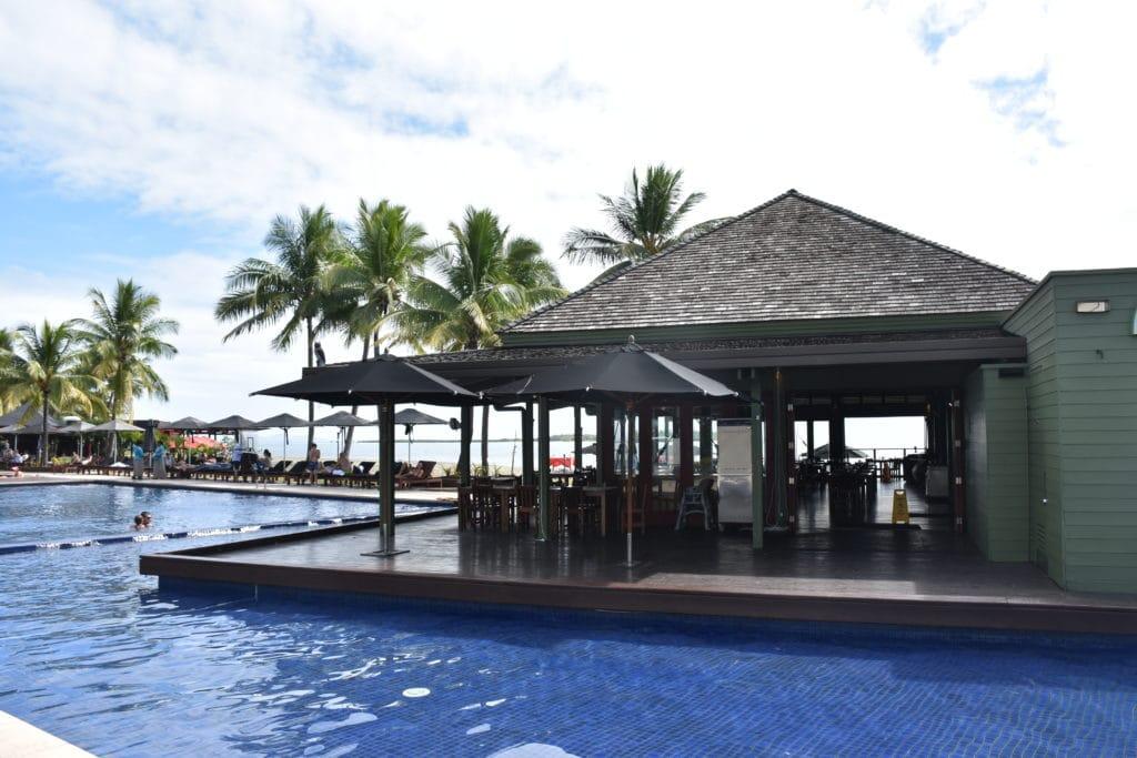 Hilton Hotel Fiji