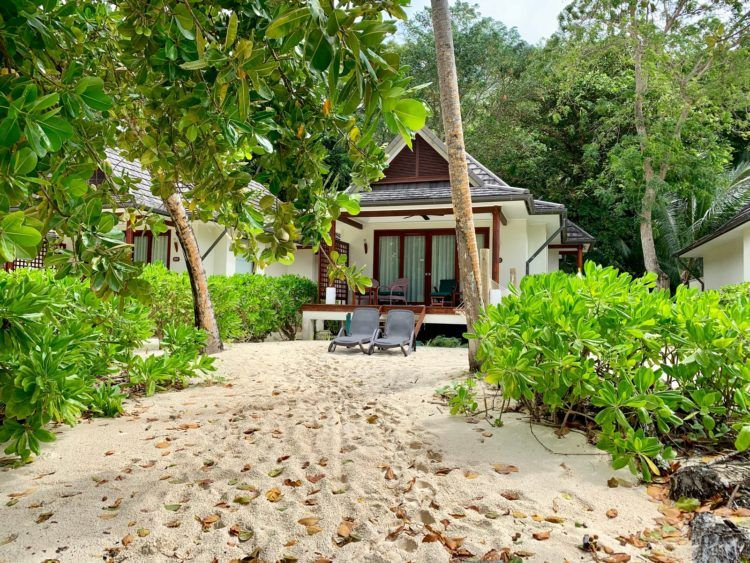 hilton seychelles labriz beach villa