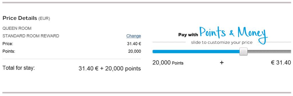 hilton honors points and money garden inn frankfurt 3