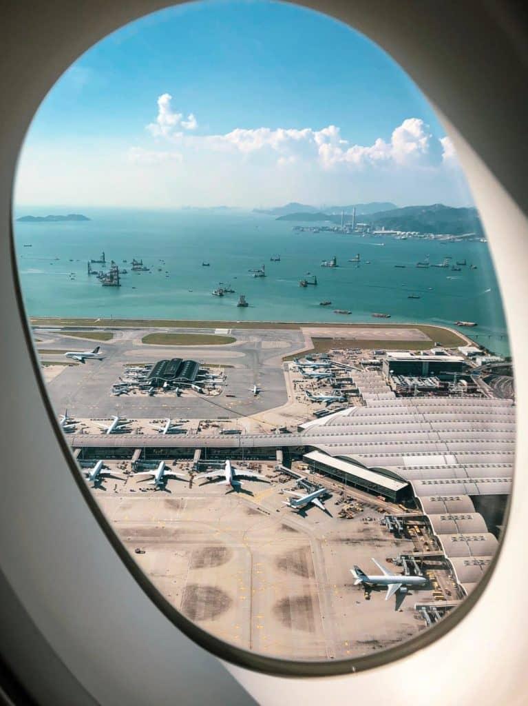 Flughafen Hongkong (HKG)