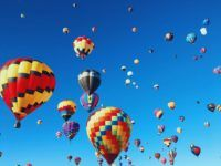 hot air ballon unsplash
