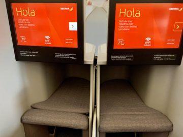 iberia business class a330 300 doppelsitz honeymoon 2